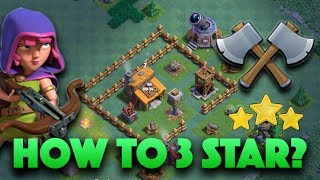 How To Easily 3 Star Famous Builder Base 3 | Clash Of Clans