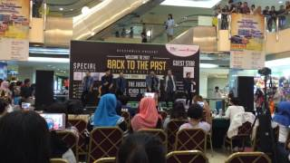 [150117] Gold7 (GOT7(것세븐) Cover) - Intro, Just Right and Hard Carry @Mangga Dua Square Jakarta