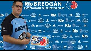 Video Diego Epifanio RP Previa Ibereólica COB - Leche Río Breogán 2021