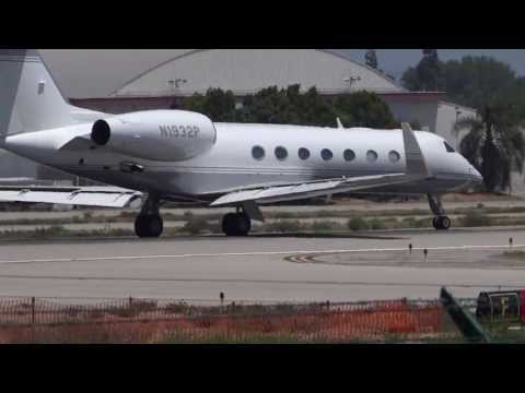 Van Nuys Airport Runway 16R Repair & Busy Traffic