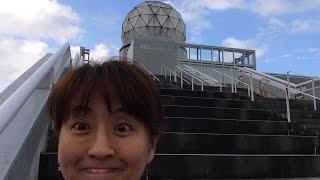 てんコロ.のごいすぅTV!755(富士山レーダードーム館に行ってきた!)