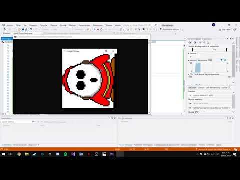 Como Crear Una Imagen BitMap En OpenGL - C++