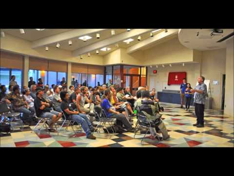 Hawai`i Department of Agriculture Community Meeting 7/19/2013