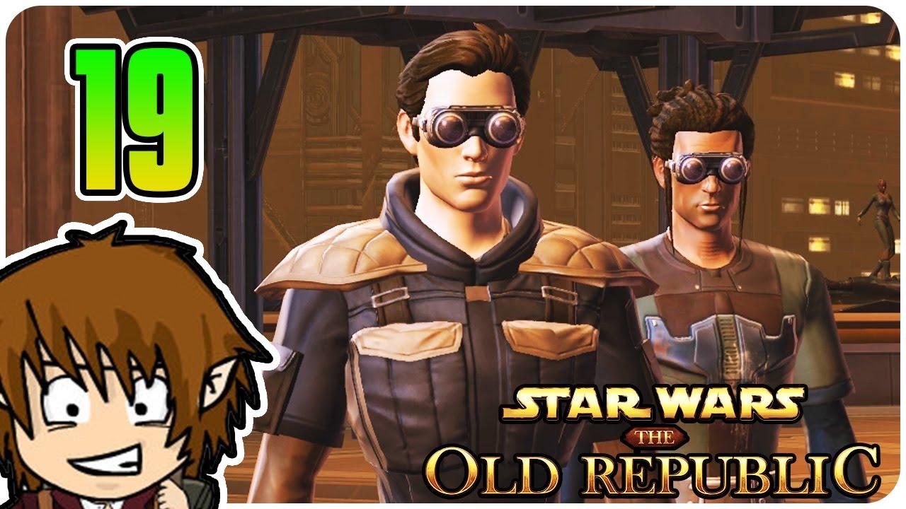SWTOR SCHMUGGLER: Die Brillen Brüder ermitteln! [Star Wars The Old ...