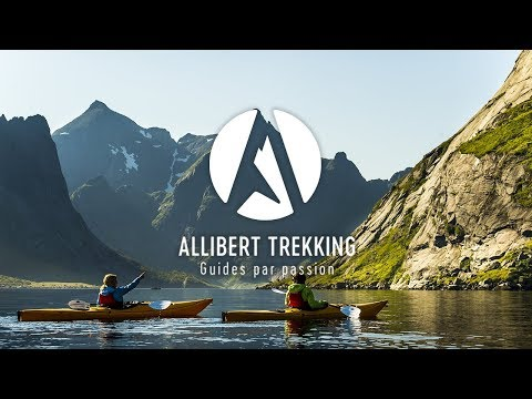 Kayak à travers les fjords de Norvège - Allibert Trekking