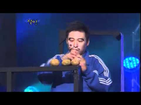 Gag concert 달인 20110724