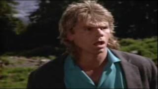 MacGyver season 5 Trailer #1 Richard Dean Anderson