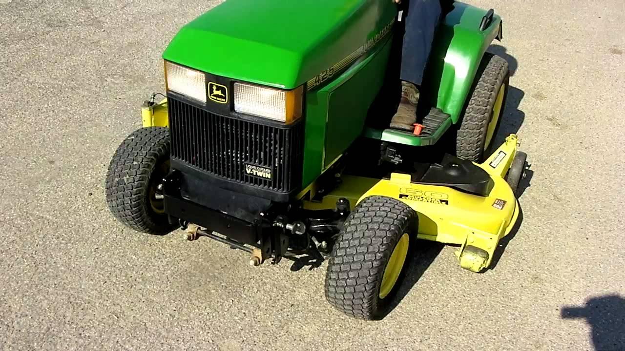 Wunderbar John Deere 425 Traktor Schaltpläne Bilder - Schaltplan ...