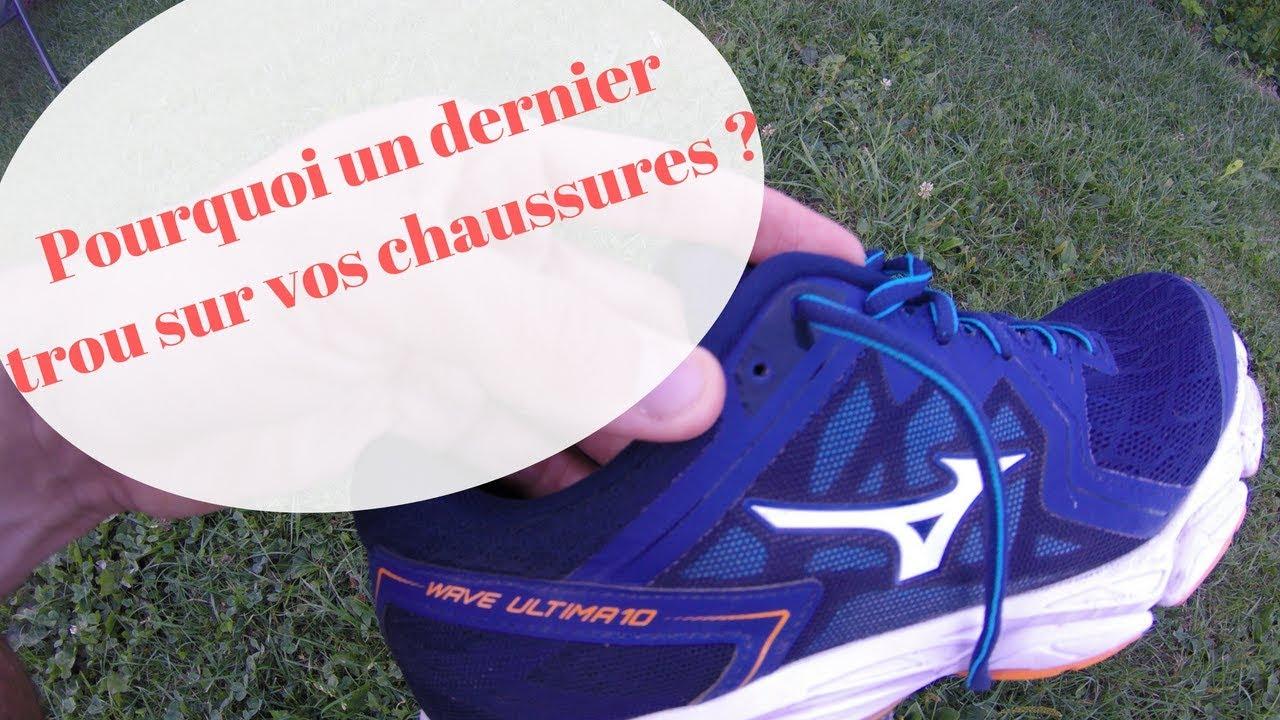 Bien lacer ses chaussures de running Runner Life