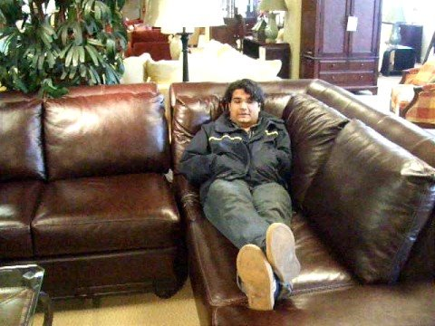 Junnaid S Thoughts On The Torino Leather Couch