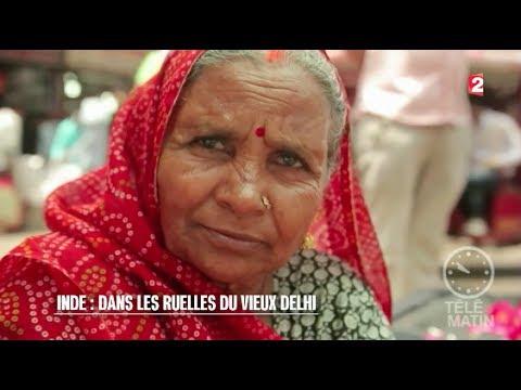Voyage : les secrets du Vieux Delhi