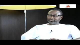 Femi Otedola with Forbes Africa TV
