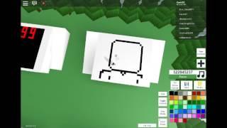Draw Marshmello- Roblox pixel art