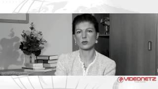Sahra Wagenknecht -