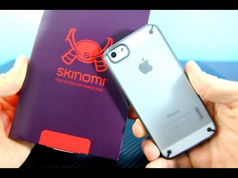 The BEST iPhone 5 Case & Screen Protector! Perfect Setup - Poetic Atmosphere & Skinomi