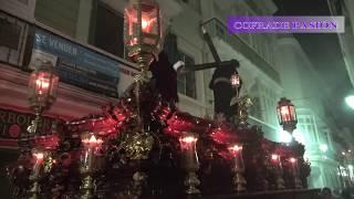 Jesús del Gran Poder (La Línea) por San Agustín y San Francisco (Via Crucis Diocesano 2018)