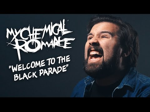 WELCOME TO THE BLACK PARADE  My Chemical Romance  Caleb Hyles & Jonathan Young