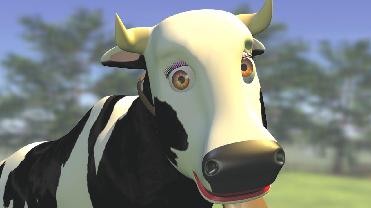 La Vaca Lola  Canciones de la Granja de Zenn 2  YouTube