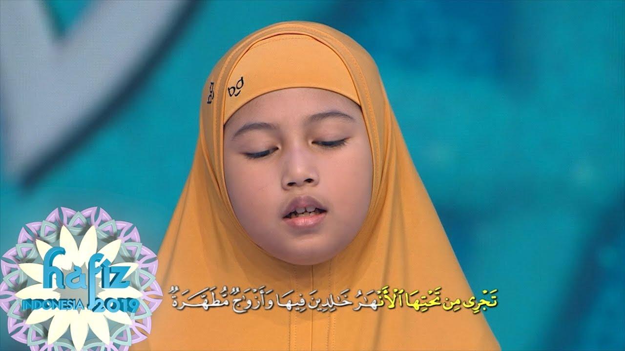 HAFIZ INDONESIA 2019 | Annisa Penghafal 30 Jus Al-Quran | [23 Mei 2019]