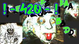 ! 420 ! - RED EYE BOBBLE HEAD