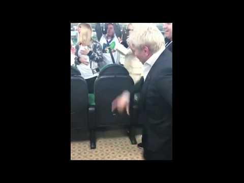 Басков пытается танцевать лезгинку и орет \