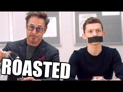 Avengers Continuously Roasting and Making Fun of Tom Holland(Part-1) | Endgame Special