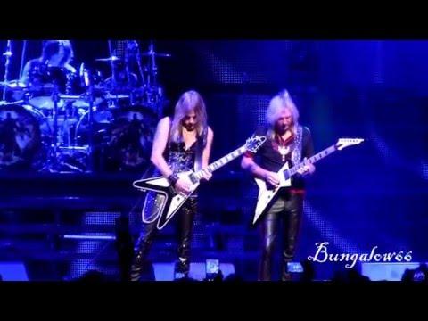 Judas Priest Live at Gila River Arena 12-11-2014 Full Show