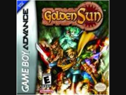 Golden Sun Sun The Angarian Journey (world Map Theme)   YouTube