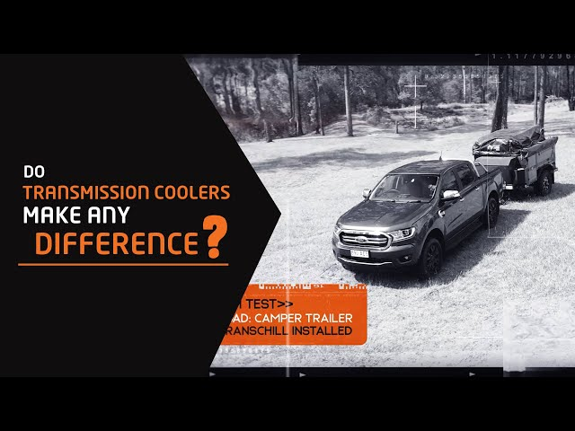 Do Transmission Coolers make ANY difference in your vehicle??
