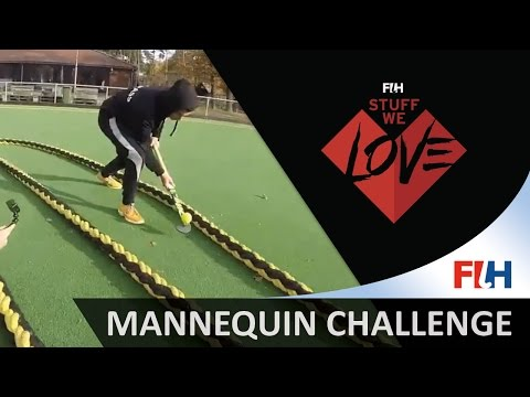Mannequin Challenge - Hockey Stuff We Love