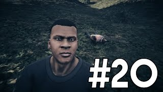 Grand Theft Auto 5 - Assasinam cativa Oameni ! [20]