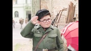 "11 Years Old Soldier ""It's not a Good Time to be a Nazi""-Jojo Rabbit Yorki Scenes"