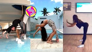 Gymnastics Challenge - Really Gotta Hold On | Best Gymnastics Musically Compilation #Flexible