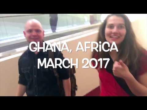 Ghana, Africa.  March 2017