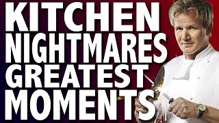 Gordon Ramsay Kitchen Nightmares Greatest Moments 2017