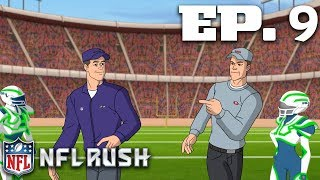 Ep. 9: Oh, Brother (2012 - Full Show) | NFL Rush Zone: Season of the Guardians