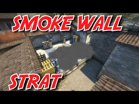 Inferno B site - Smoke Wall Strat