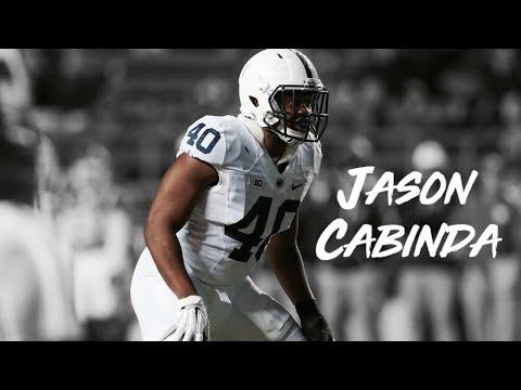 Jason Cabinda Career Highlights ᴴᴰ || Penn State LB #40