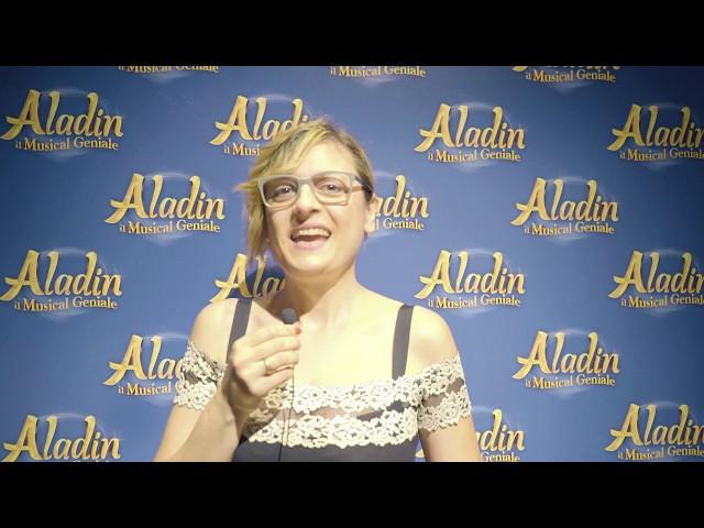Intervista a Francesca Grossi, costumista di Aladin Il Musical Geniale