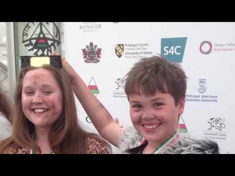 Eisteddfod yr Urdd 2016 Ysgol y Creuddyn