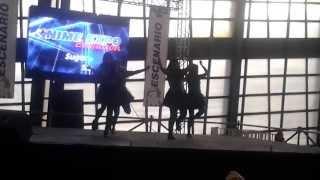 [AEX Evolution 2013] Sugar-Sis - Vocaloid and Yuikaori (Part 02)