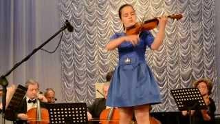 І.С. Бах - Концерт ля мінор для скрипки 1 частина