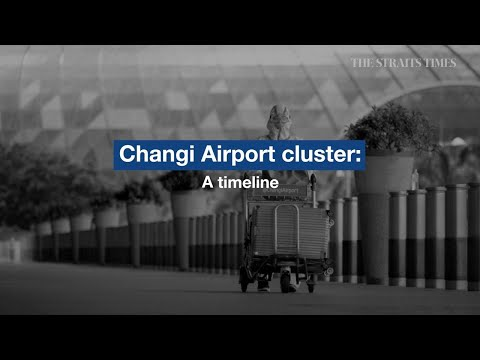 Changi Airport cluster: A timeline