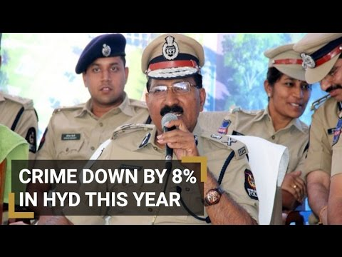 Hyderabad incident free in 2016: Commissioner of Police