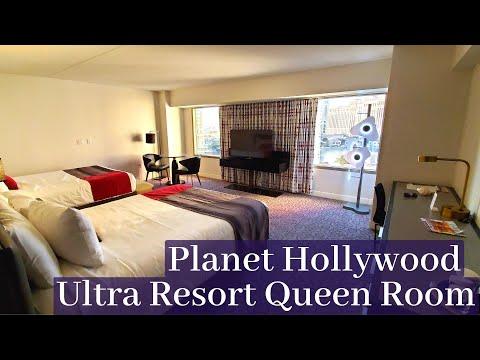 Planet Hollywood Las Vegas - Ultra Resort Room | 2 Queens