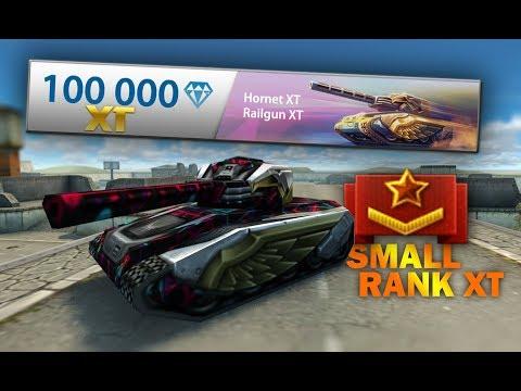 Tanki Online Small Low Rank XT!? Танки Онлайн ХТ ОБЗОР