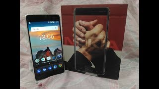 Nokia 6 (Silver) Unboxing And First Impression