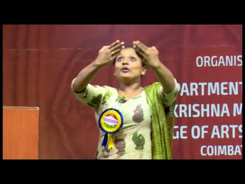 """Abhinaya: Unique cultural roots of Indian Classical Dance"" by Dr. Drisya Gopalakrishnan, BAMS"