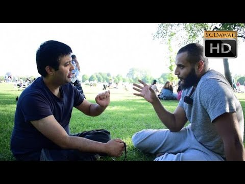 P2 - Thoughts in my head! Muhammad Hijab & Atheist | Speakers Corner | Hyde Park
