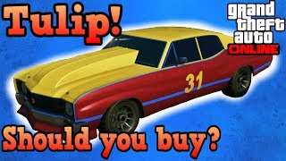 Tulip review! - GTA Online guides